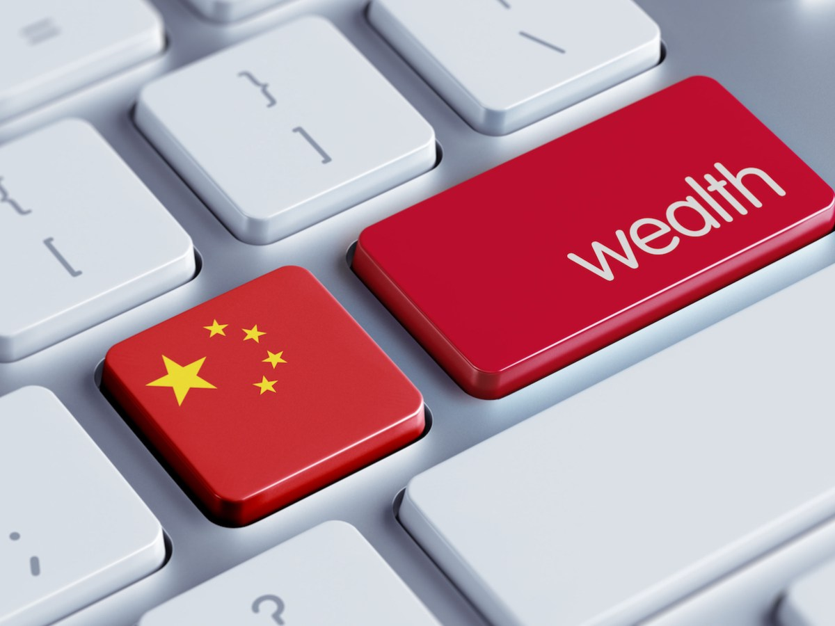Chine is cracking down on online lending platforms. Photo: iStock