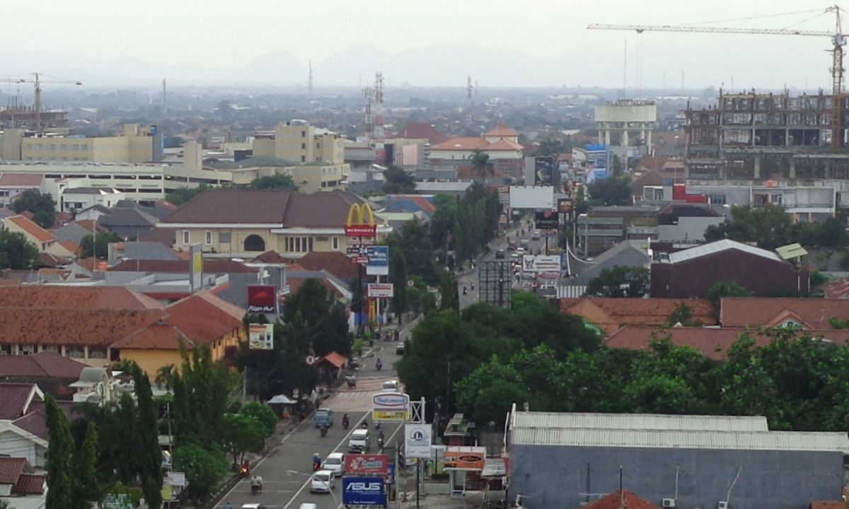 Cirebon in West Java, Indonesia. Photo: Wikimedia Commons, 	Ivanolta