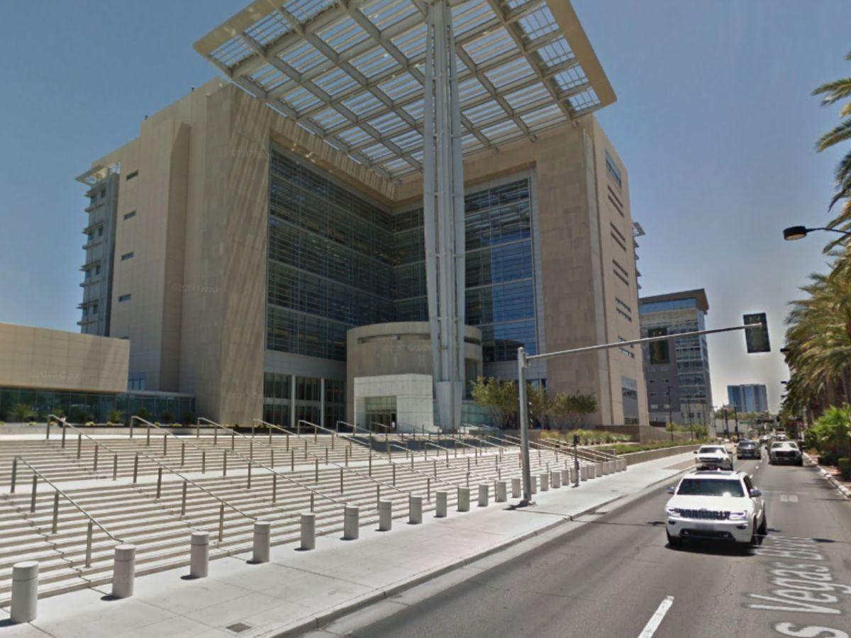 District Court of Nevada. Photo: Google Maps