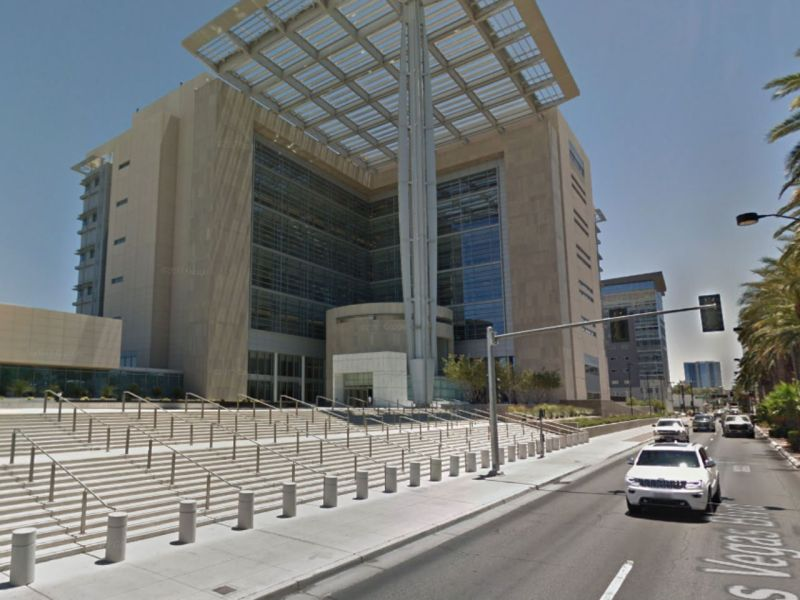 District Court of Nevada. Photo: Google Maps
