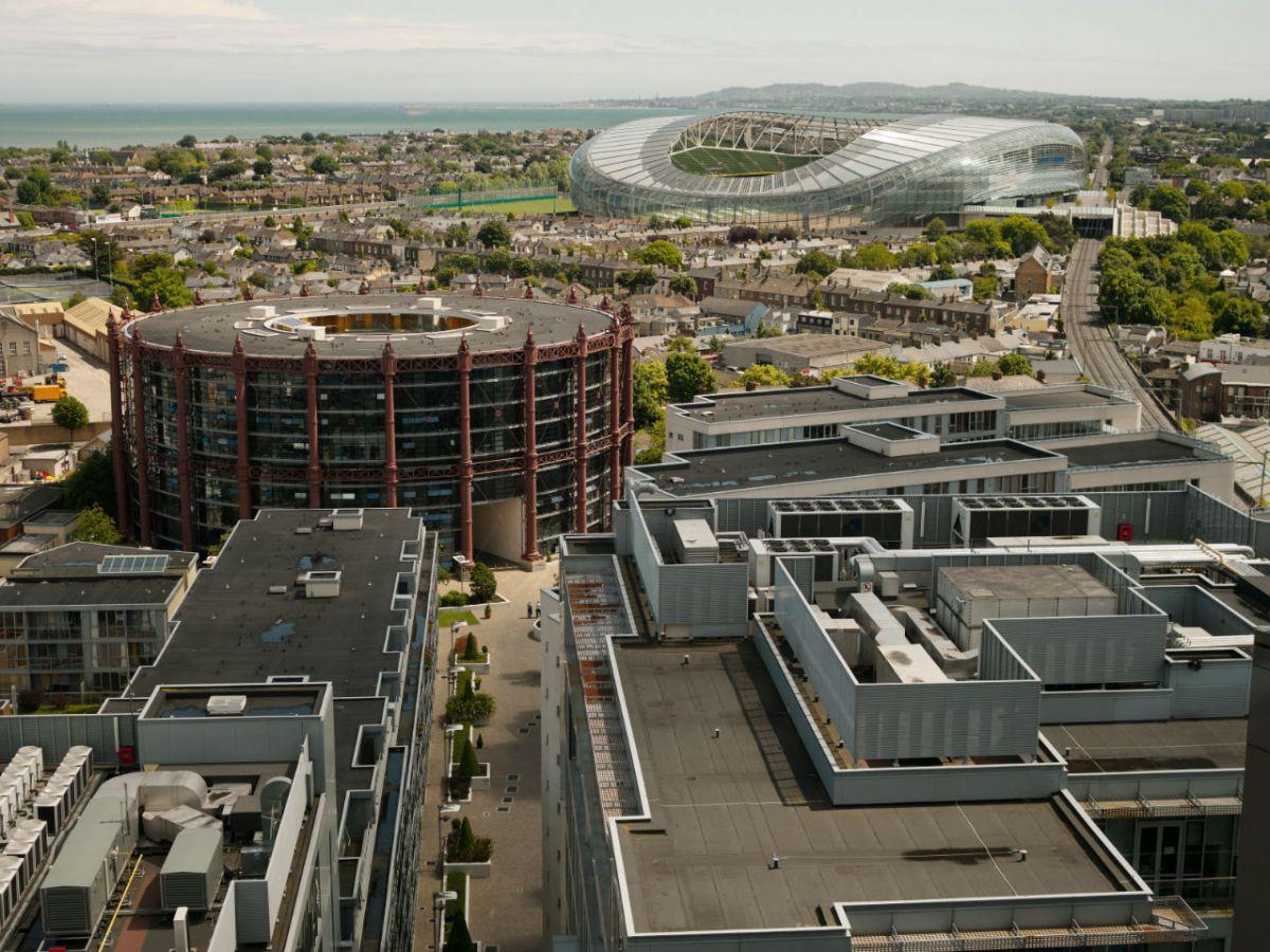 Dublin, Ireland. Photo: Wikimedia Commons, Remca