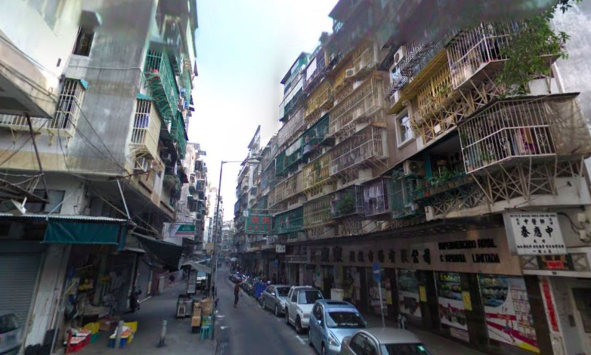 Macau. Photo: Google Maps