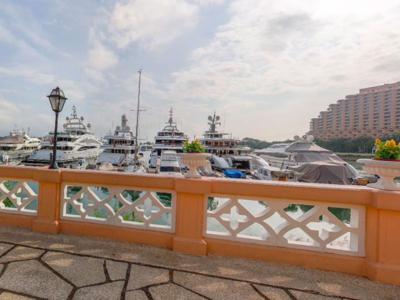 The Gold Coast Yacht and Country Club in Tuen Mun in the New Territories. Photo: Google Maps