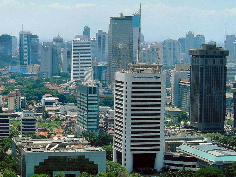 Jakarta, Indonesia. Photo: Wikimedia Commons