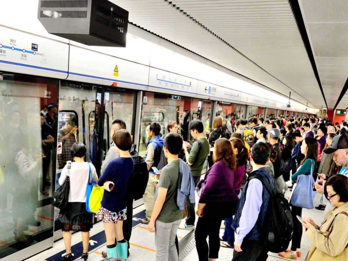 Central Station on Hong Kong Island. Photo: iStock