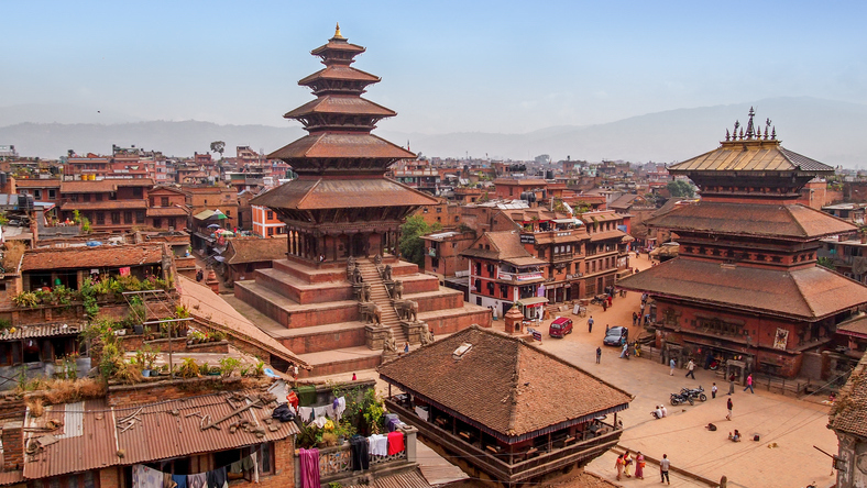 Bhaktapur is a UNESCO world heritage site in the Kathmandu Valley, Nepal. Photo: iStock