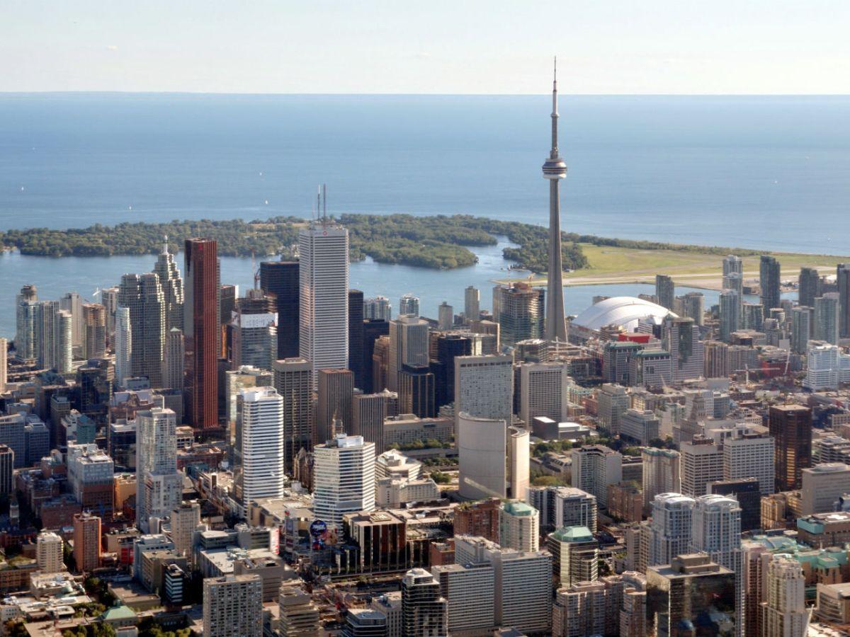 Toronto, Canada. Photo: Wikimedia Commons