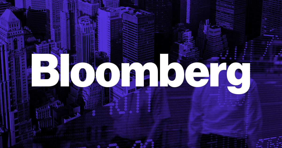 Photo: Bloomberg