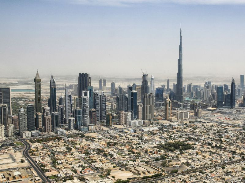 Dubai is a bustling international hub with many nationalities working there. Photo: iStock