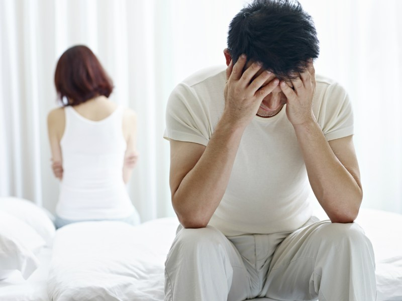 The company claimed that about 140 million Chinese men could be suffering from erectile dysfunction. Photo: iStock
