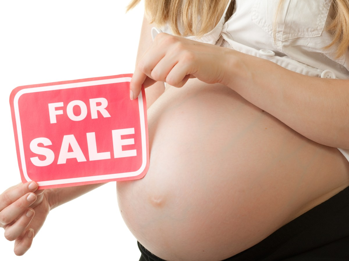 India's parliament is currently considering a draft bill that would set down rules, regulations and penalties concerning the controversial issue of surrogacy in the country. The author says such a law is needed to clarify all types of surrogacy, including commercial arrangements involving monetary compensation. Photo: iStock/FotoShocK