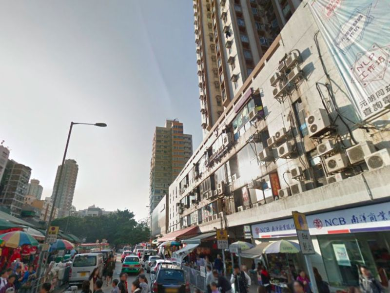 Yuen Long in the New Territories. Photo: Google Maps