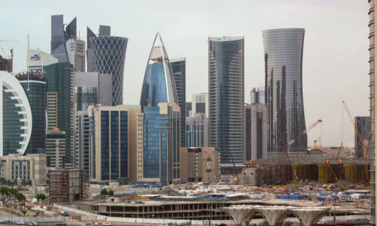 Doha, Qatar. Photo: Wikimedia Commons