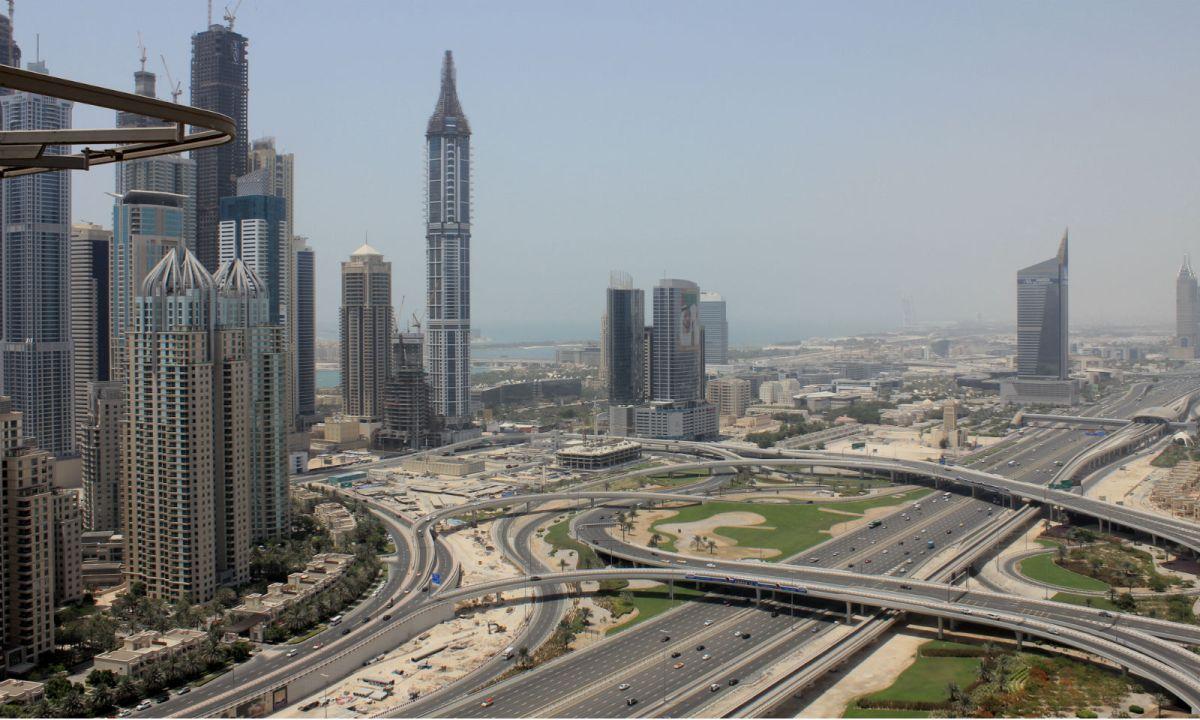 Dubai, where many Filipinos are employed. Photo: Wikimedia Commons