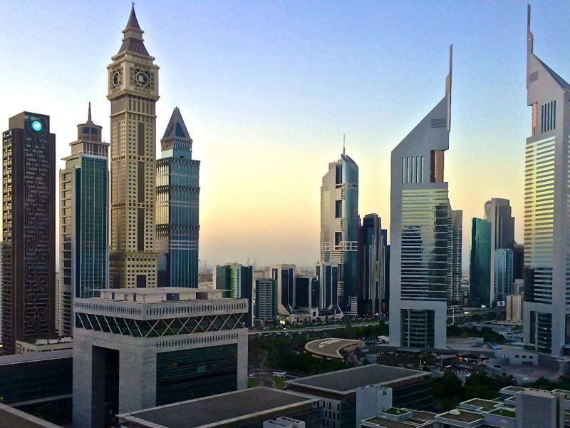 Dubai where the offense took place. Photo: Wikimedia Commons