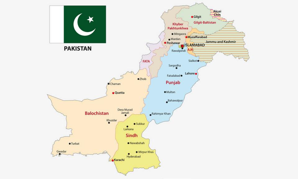 Gilgit-Baltistan occupies a strategic area of northern Pakistan. Image: iStock