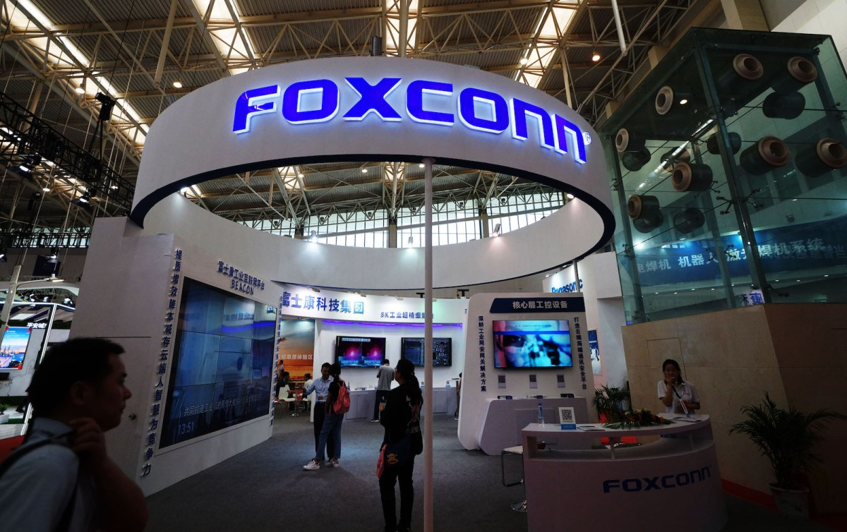 Foxconn has been looking to set up a factory in Vietnam to avoid negative impacts from the US-China trade dispute, state media have reported. Photo: AFP