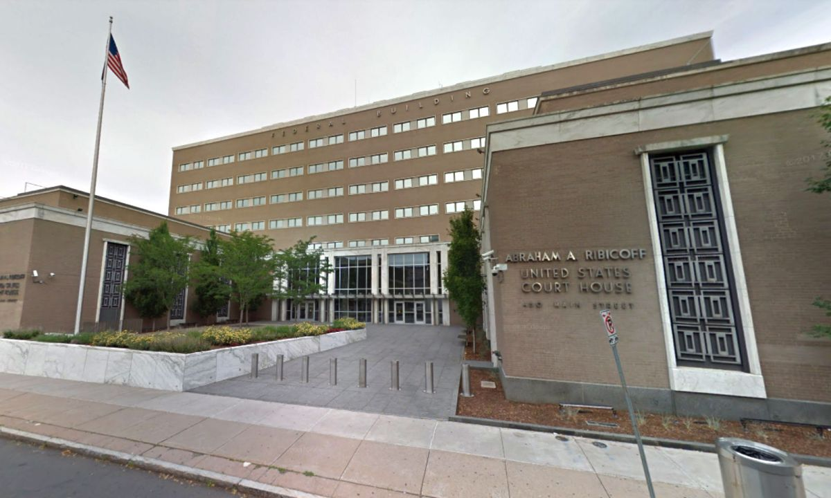 Hartford Federal Court. Photo: Google Maps