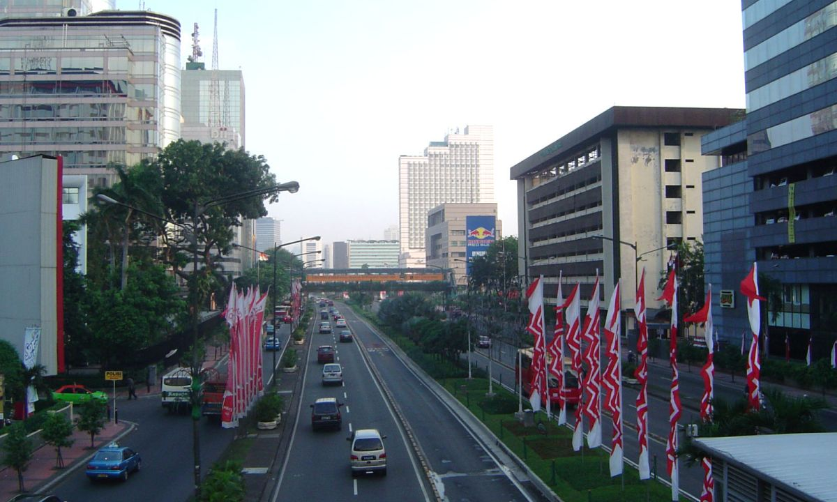 Jakarta, the capital of Indonesia. Photo: Wikimedia Commons