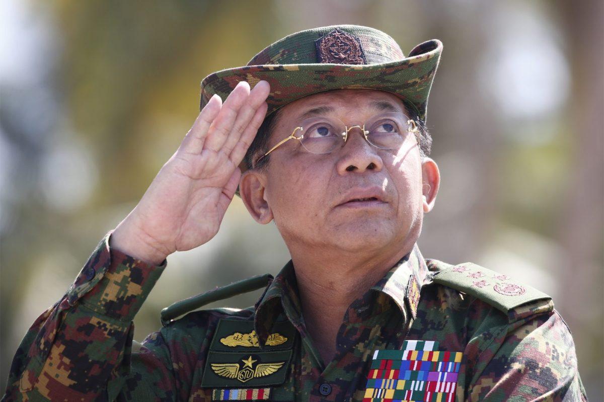 Myanmar military chief seeks Muslim redemption - Asia Times
