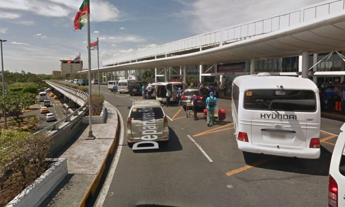 Ninoy Aquino International Airport Terminal 2. Photo: Google Maps