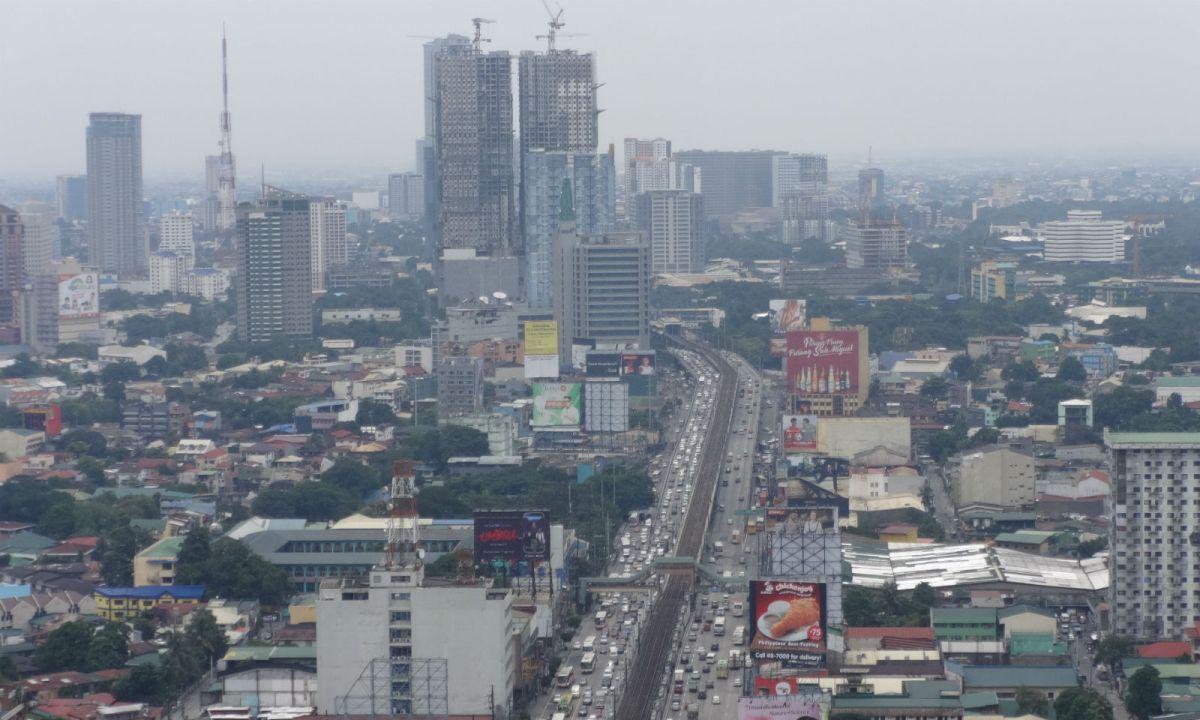 Quezon City, Philippines. Photo: Wikimedia Commons, Patrick Roque