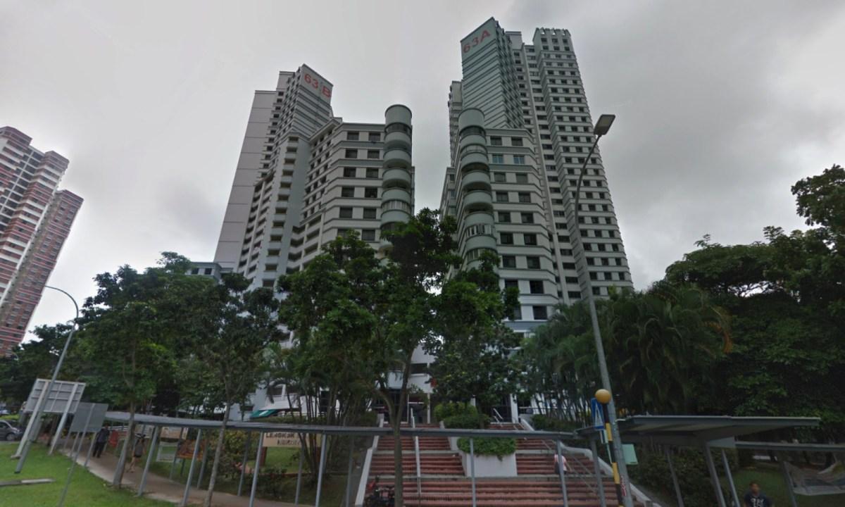 Casa Employment Specialist in Lengkok Bahru, Singapore. Photo: Google Maps