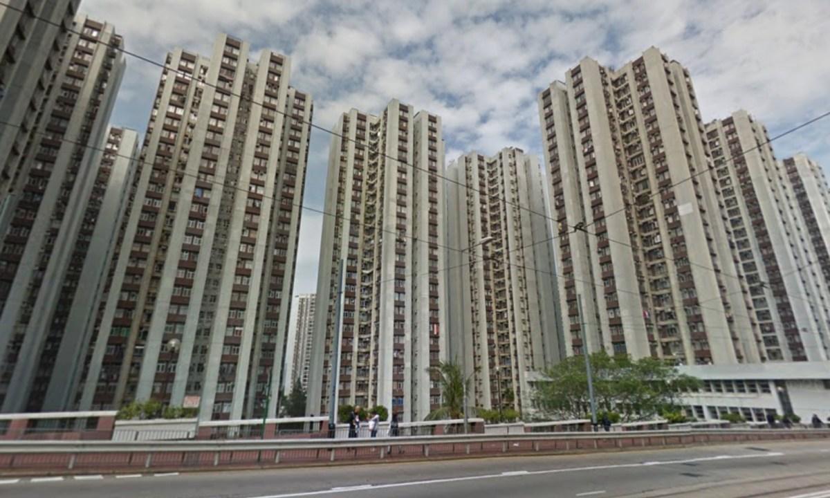 Taikoo Shing, Hong Kong Island Photo: Google Maps