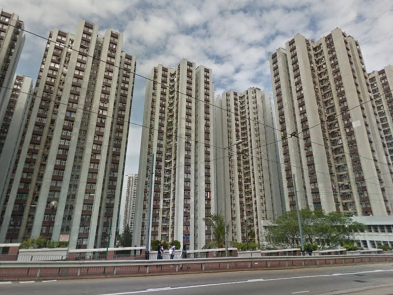 Taikoo Shing, Hong Kong Island Photo: Google Maps