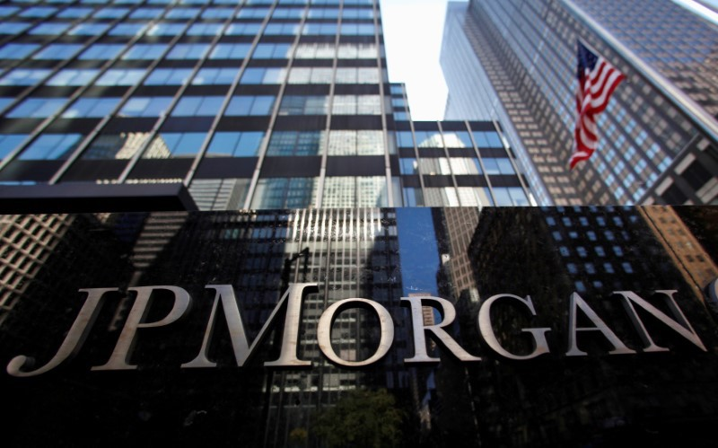 JPMorgan Chase & Co headquarters in New York, US, September 19, 2013. Photo: Reuters/Mike Segar/File Photo