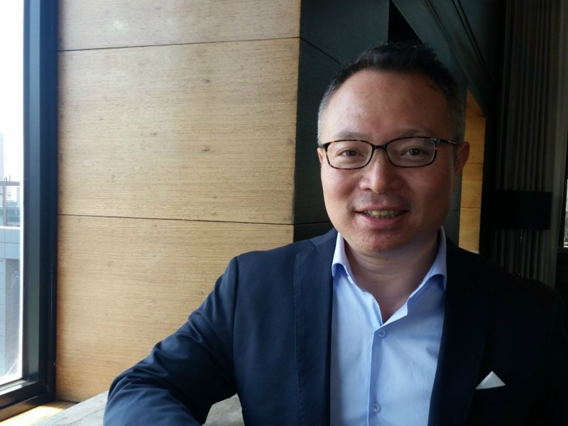 Urban Revitalization Force chairman and CEO Dickson Sezto Man-chung. Photo: Asia Times