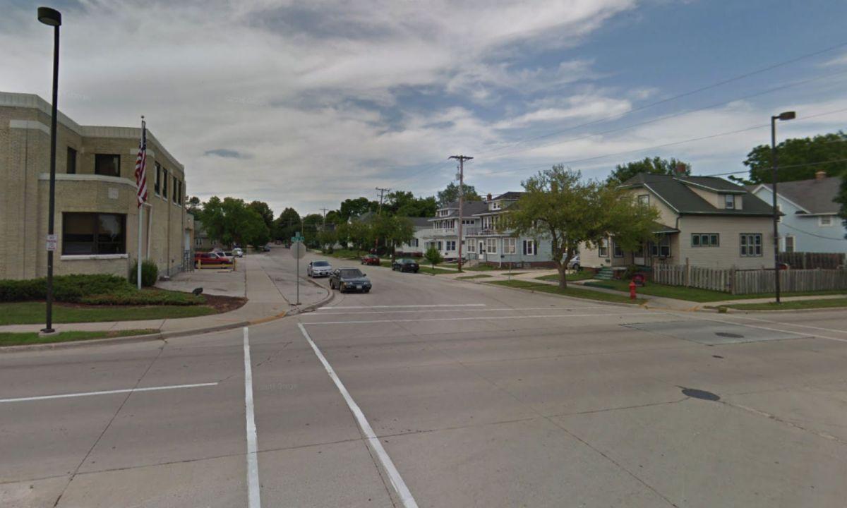 Sheboygan, Wisconsin in the United States. Photo: Google Maps