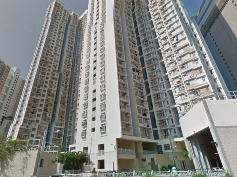 Hung Hom in Kowloon where the woman lived. Photo Google Maps