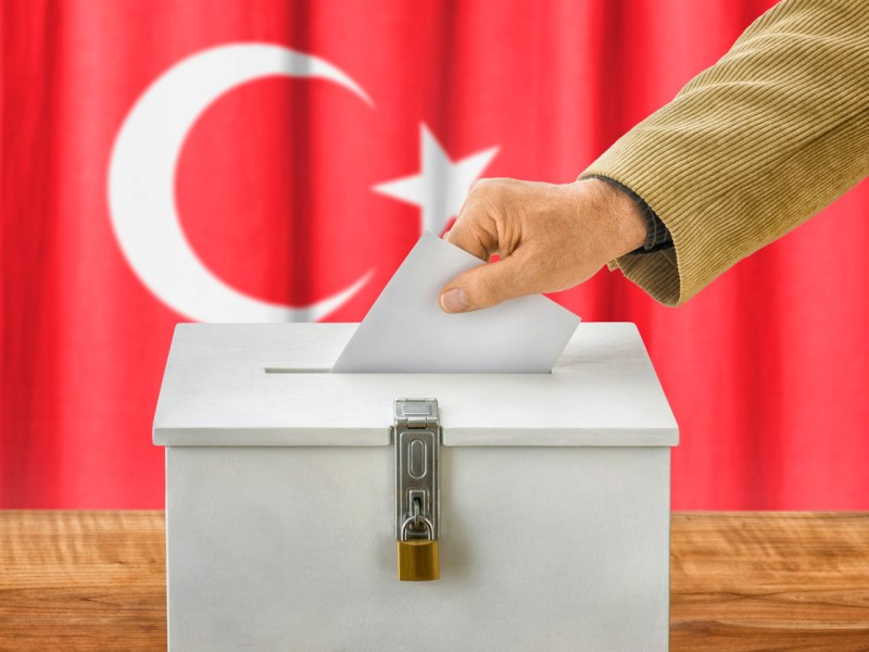Turks are set to go to the polls on June 24. Image: iStock