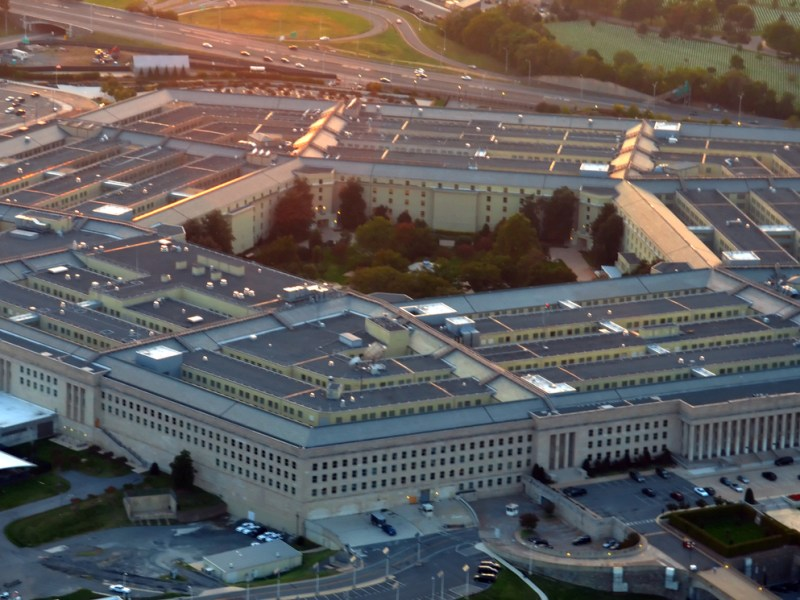 The Pentagon has expressed dismay over Google's refusal to help it develop drone technology. Photo: iStock