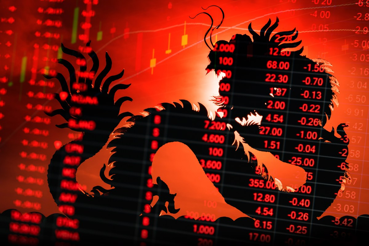 Chinese stock market. Photo: iStock
