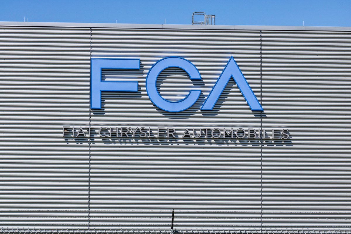 Tipton - Circa April 2017: FCA Fiat Chrysler Automobiles Transmission Plant. FCA sells vehicles under the Chrysler, Dodge, and Jeep brands VII Photo: iStock