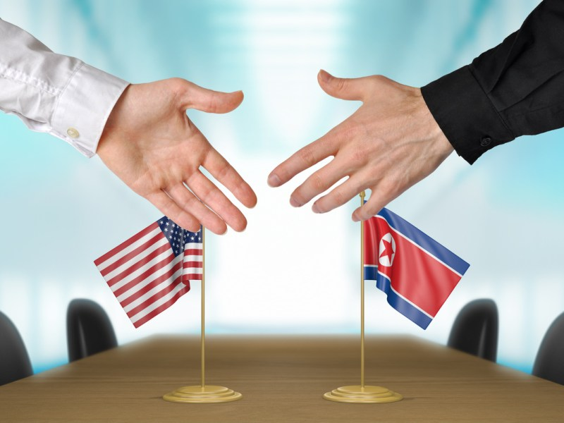 US President Donald Trump hopes to hold more talks with North Korean leader Kim Jong Un in early 2019. Image: iStock