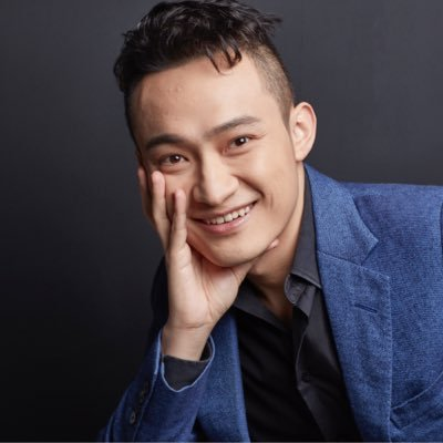 Justin Sun, the 26-year-old founder of the Tron crypto-currency. Photo: Twitter