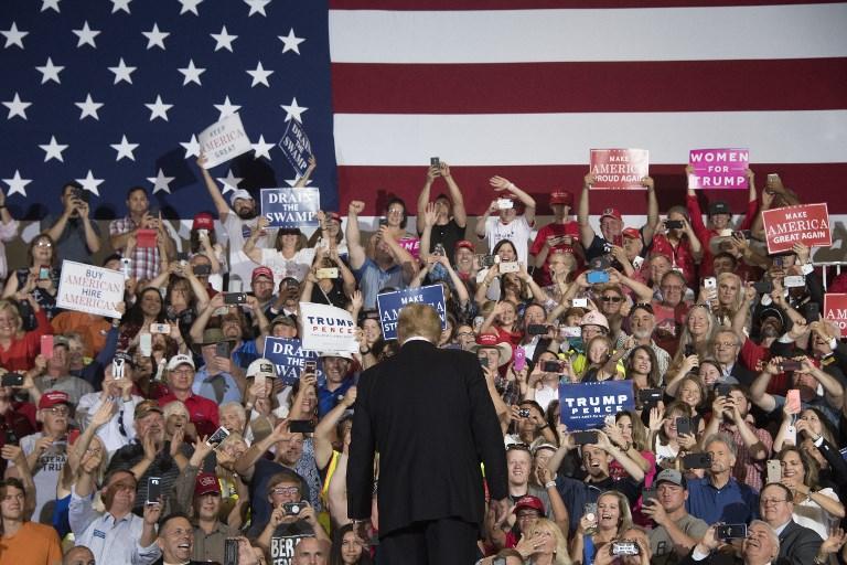 Photo: AFP/Jim Watson