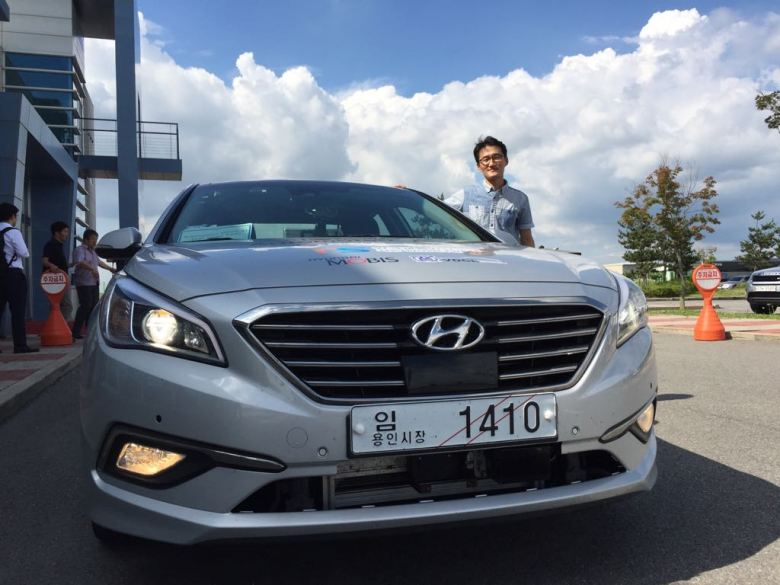 Hyundai and other Korean car makers will be able to sell self-driving vehicles from 2020. Photo: Andrew Salmon/Asia Times