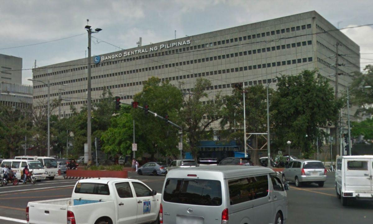 The Bangko Sentral ng Pilipinas in Manila. Photo: Google Maps