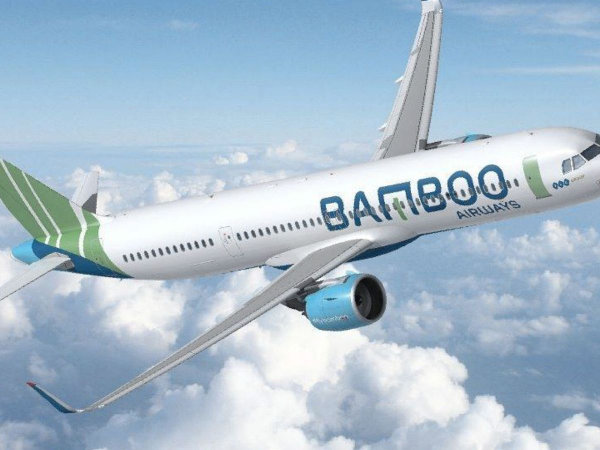 Bamboo Airways will launch its first flight on October 10. Photo: Facebook, Bamboo Airways