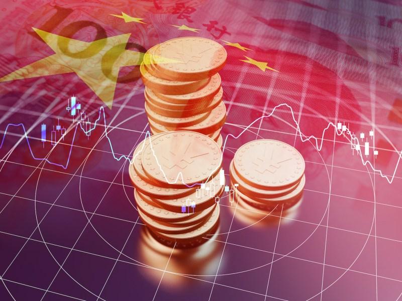 The fintech revolution has taken off in China. Illustration: iStock