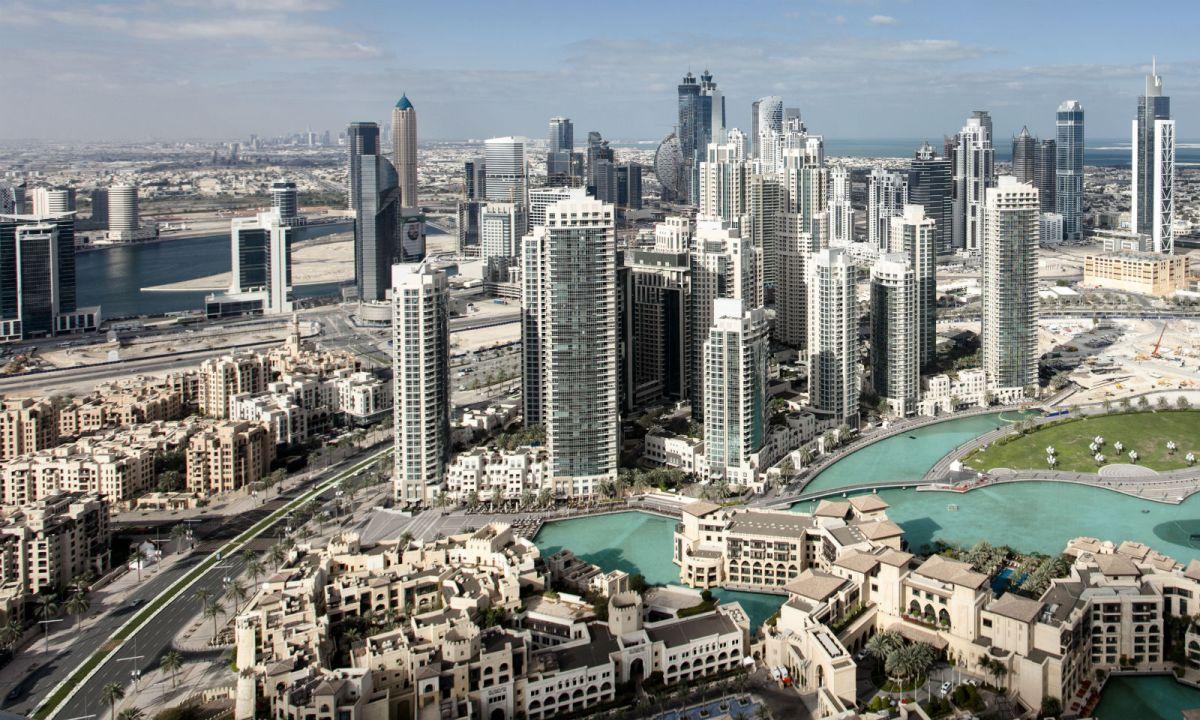 Dubai. Photo: iStock