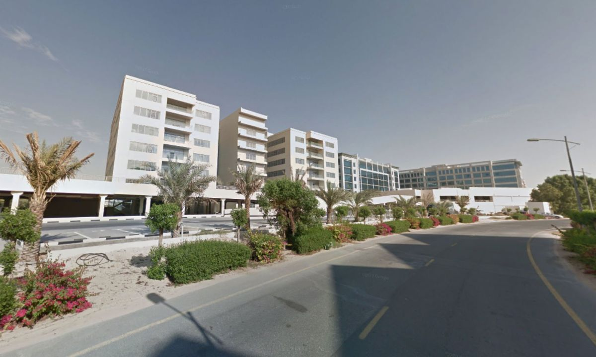Dubai Investment Park where the two worked. Photo: Google Maps