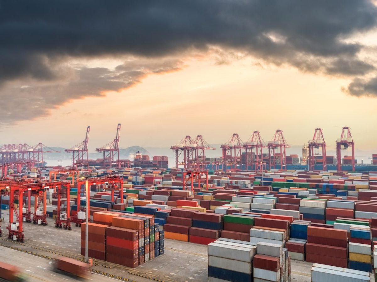 Global trade will be hit by the US-China dispute. Photo: iStock