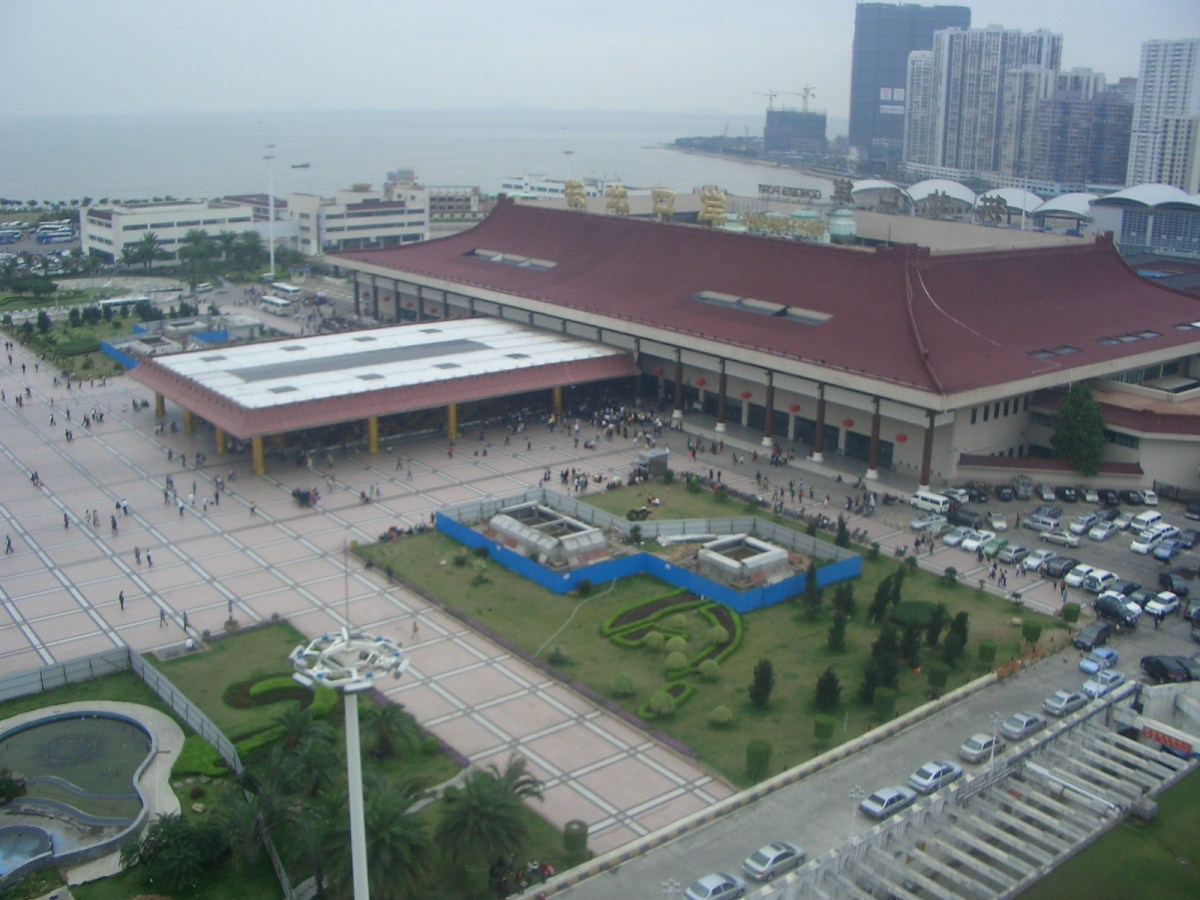 The Gongbei Port is an immigration and customs checkpoint in Zhuhai, China, on its border with Macau. Photo: Wikimedia Commons