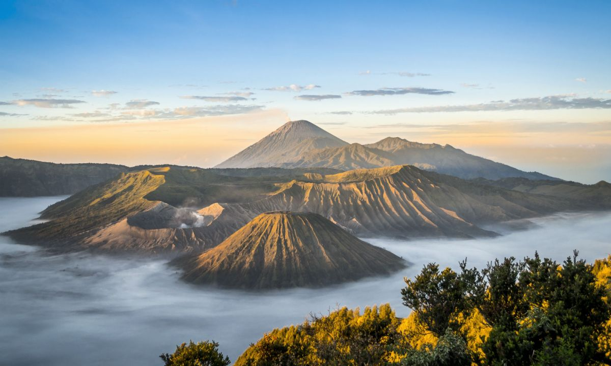Mount Bromo in Java, Indonesia. Photo: iStock