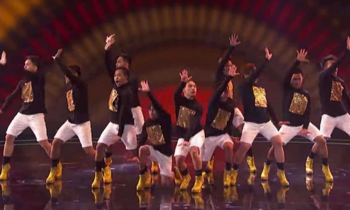 Filipino dance group Junior New System will move on to the next round of 'America's Got Talent.' Photo: YouTube